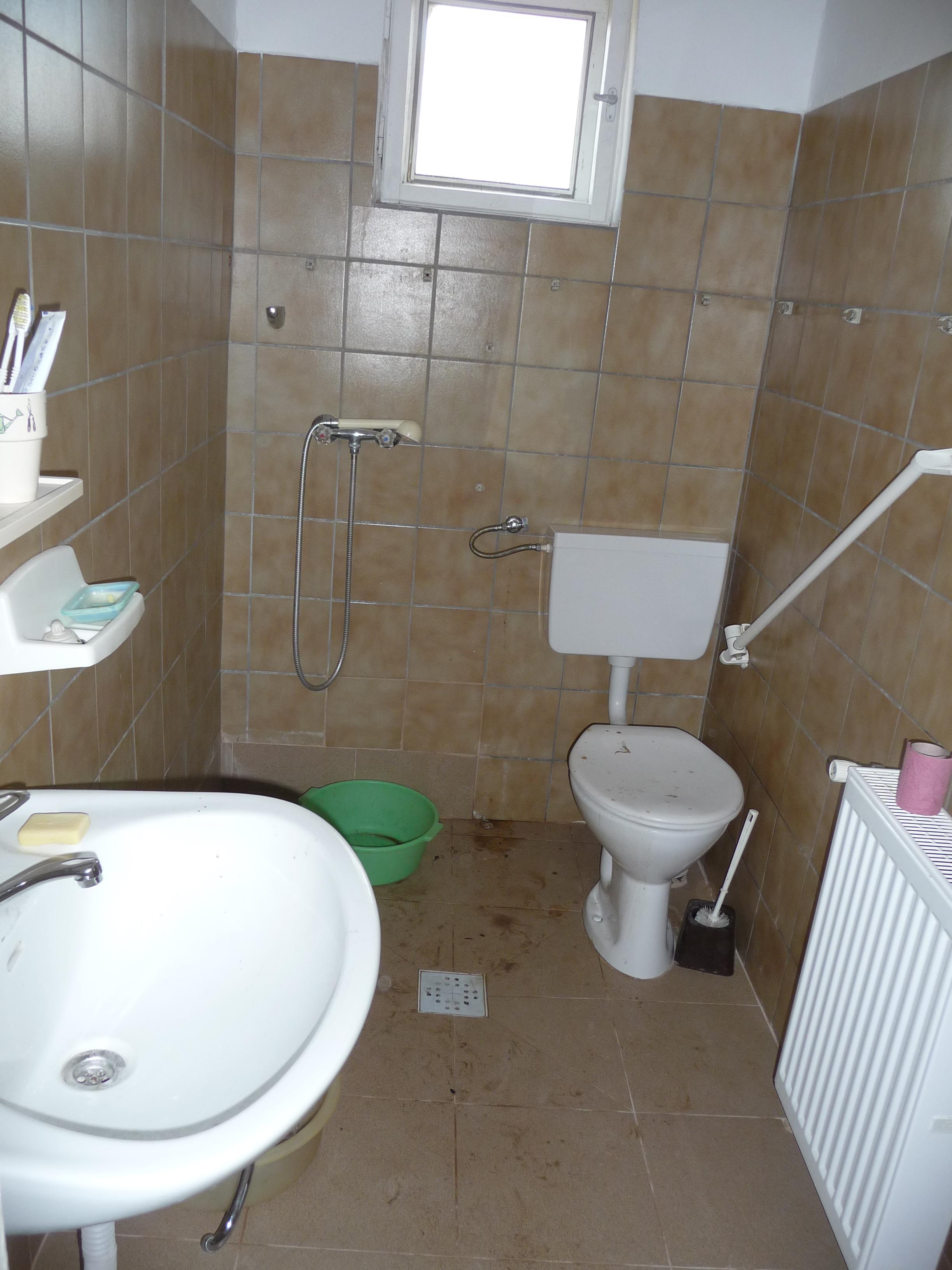 5 het toilet