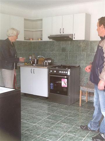 schitternde keuken